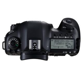 Canon 佳能 EOS 5D Mark IV 全画幅 数码单反相机 黑色 单机身