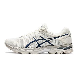 ASICS 亚瑟士 Gel-Flux 4 男子跑鞋 1011A614-102 米色/藏蓝