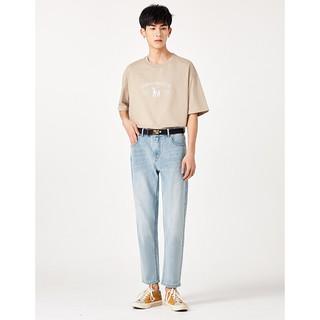 A21 R411126020 男士牛仔裤