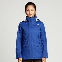 THE NORTH FACE 北面 NF0A3KTOZDE1 3KTO 女款单层冲锋衣
