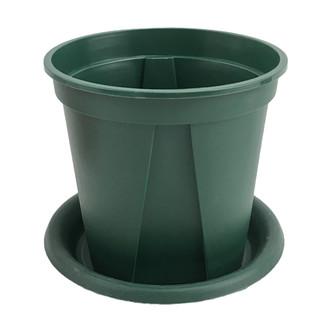 控根塑料花盆(不含托盘) 5个装