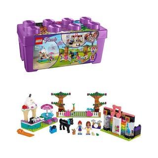 LEGO 乐高 乐高 好朋友系列 41431 心湖城积木盒