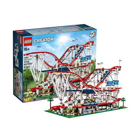 黑卡会员:LEGO 乐高 创意百变系列 10261 巨型过山车
