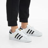 adidas 阿迪达斯 adidas三叶草官网男女鞋2021年新款贝壳头运动鞋板鞋休闲鞋EG4958