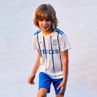 361° 361度 361儿童男大童套装20夏新品足球比赛套亲肤吸汗儿童运动套装