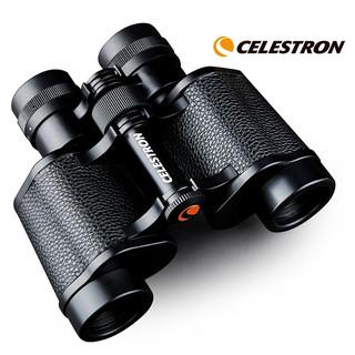 CELESTRON 星特朗 星特朗CELESTRON经典62式高清高倍双筒望远镜复古军旗系列8X30微光夜视非红外便携升级大目镜户外探险演唱会