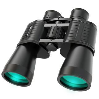 雷龙 leaysoo 信马10X50 充氮防水金属大目镜广角户外 微光夜视非红外1000成人双筒望远镜