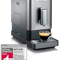 SEVERIN  全自动咖啡机 KV 8090,灰色/黑色