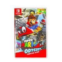 Nintendo 任天堂 国行 Switch游戏卡带《超级马力欧 奥德赛》