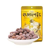 PLUS会员:GILIM 汤姆农场 蜂蜜黄油扁桃仁250G *1