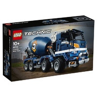 LEGO 乐高 Technic科技系列 42112 混凝土搅拌运输车