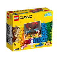 11日0点、黑卡会员:LEGO 乐高 创意系列 11009 会发光的积木