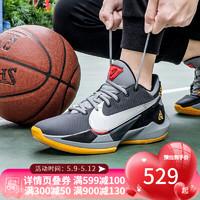 NIKE 耐克 NIKE耐克男子ZOOM FREAK字母哥2代运动篮球鞋子 CK5825-005 CK5825-006 43