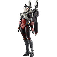 BANDAI 万代 Figure-rise 王牌战士 拼装模型玩具 15cm FR 蝶(附赠游戏礼包)