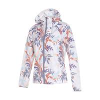 Columbia 哥伦比亚 轻薄防晒 舒适透气印花 女子户外运动皮肤衣夹克外套