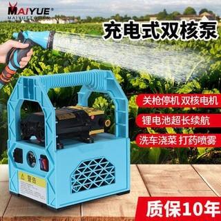 充电水泵便携式抽水泵