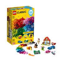 11日0点、黑卡会员:LEGO 乐高  Classic 经典系列 11005 创意拼搭趣味套装