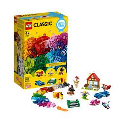 LEGO 乐高  Classic 经典系列 11005 创意拼搭趣味套装