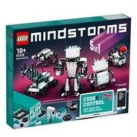 11日0点、黑卡会员:LEGO 乐高  MINDSTORMS机器人系列 51515 头脑风暴机器人发明家