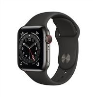 黑卡会员:Apple 苹果 Watch Series 6 智能手表 GPS款 40mm