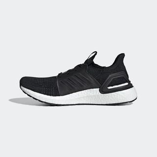 adidas 阿迪达斯 阿迪达斯官网 adidas UltraBOOST 19 m男鞋低帮跑步运动鞋G54009 1号黑色/五度灰 42(260mm)