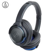 audio-technica 铁三角 WS660BT 头戴式蓝牙HIFI耳机
