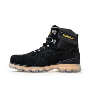 CAT 卡特彼勒 Visi-Tech男鞋 户外马丁靴工装靴鞋子男 P723492I3BDC09 黑色 42