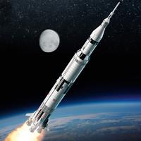 LEGO 乐高 ideas系列 92176 NASA 阿波罗计划 土星5号运载火箭