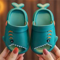 贝丝猫 可爱鲨鱼凉拖鞋