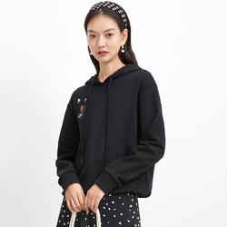 Juzui 玖姿 JTBC82104000 annakro系列 女士卫衣
