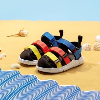 361° 361度 361儿童20夏季新品男童沙滩凉鞋透气防滑男童凉鞋