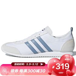 adidas 阿迪达斯 阿迪达斯 ADIDAS NEO 男子 运动休闲系列 VS JOG 运动 休闲鞋 DB0466 42码 UK8码