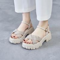 Five Plus 5+ 2021夏季新款厚底凉鞋