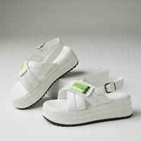 Five Plus 5+ 新款真皮运动凉鞋