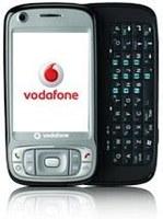 HTC 宏达电 HTC Vodafone v1615 PDA 手机 - 黑色