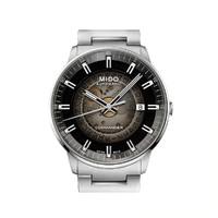MIDO 美度 指挥官系列渐变半透款80机芯男士机械腕表