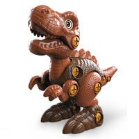 YIMI 益米 儿童可拆卸恐龙组装玩具