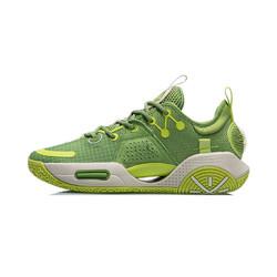 LI-NING 李宁 李宁男鞋篮球鞋2021韦德全城9 V1.5男子减震篮球专业比赛鞋ABAR015