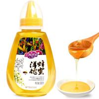 PLUS会员:三月花开  洋槐蜂蜜  500g/瓶