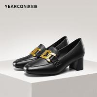 YEARCON 意尔康  1351DB26111W  女士单鞋