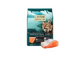 CANIDAE 卡比 冻干猫粮 鱼肉味 10磅