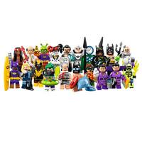 16日0点、黑卡会员:LEGO 乐高 蝙蝠侠大电影系列 71020 人仔抽抽乐