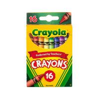 Crayola 绘儿乐 彩色蜡笔系列 16色