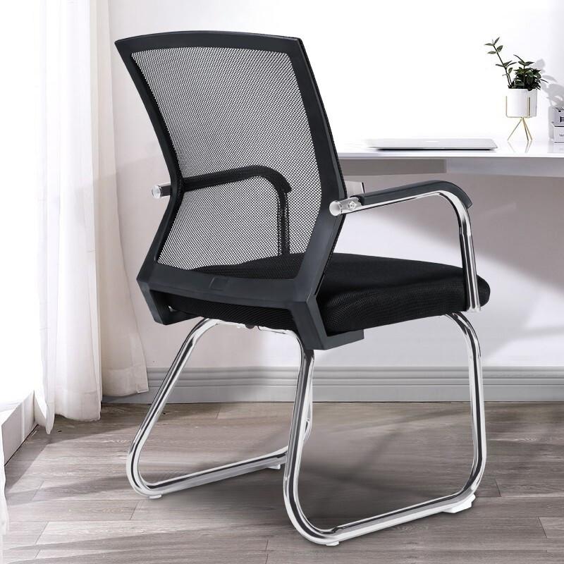 泉枫 N121-01 家用办公椅 黑色
