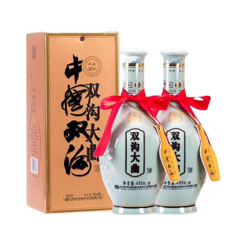 双沟 大曲 青瓷 53%vol 浓香型白酒