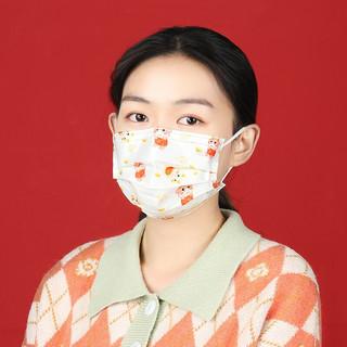 DR.ROOS 袋鼠医生 牛年限定款 医用外科口罩
