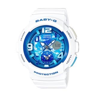CASIO 卡西欧 BABY-G系列 44.3毫米石英腕表