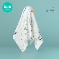 kub 可優比 新生兒襁褓包巾