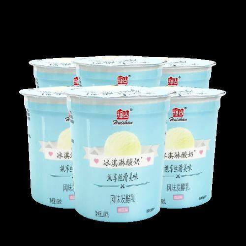 Huishan 辉山 冰激凌酸奶