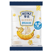 Heinz 亨氏 亨氏(Heinz)酸奶香蕉燕麦泡芙-派样装